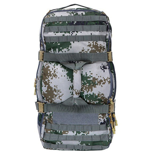 60L Tactical Camping Sport Backpacks Hiking Backpack Mountain Sport Outdoor Bag