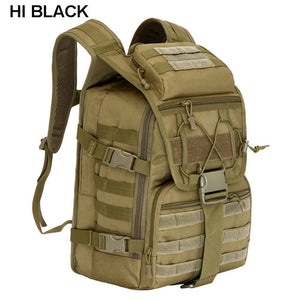 40L Nylon 900D Outdoor Sports Tactical Military Backpack Camping Hunters Sports