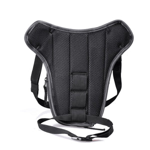 Motorcycle waist hip fanny pack case bag for motorcyclist