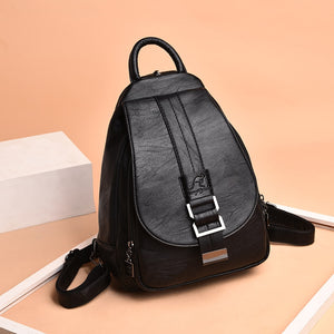 Vintage Female Shoulder Bag Sac a Dos Travel Ladies Bagpack Mochilas School Bags