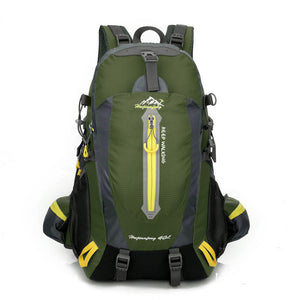 HEFENG Waterproof Outdoor Climbing Backpack