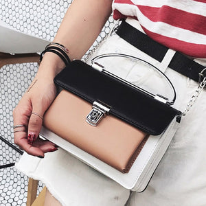 Women's small leather shoulder crossbody bag women crossbody