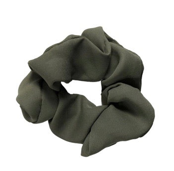 Headbands of Hope - Scrunchie - olive solid