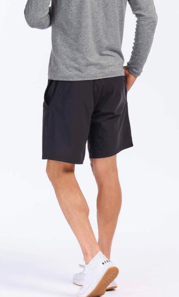"Rhone 9"" unlined Versatility Short - Black"