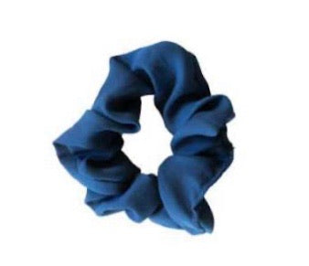 Headbands of Hope - Scrunchie - navy solid