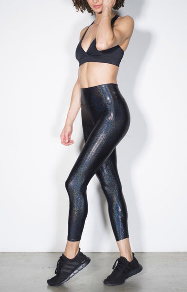 Heroine Marvel Legging - Graphite