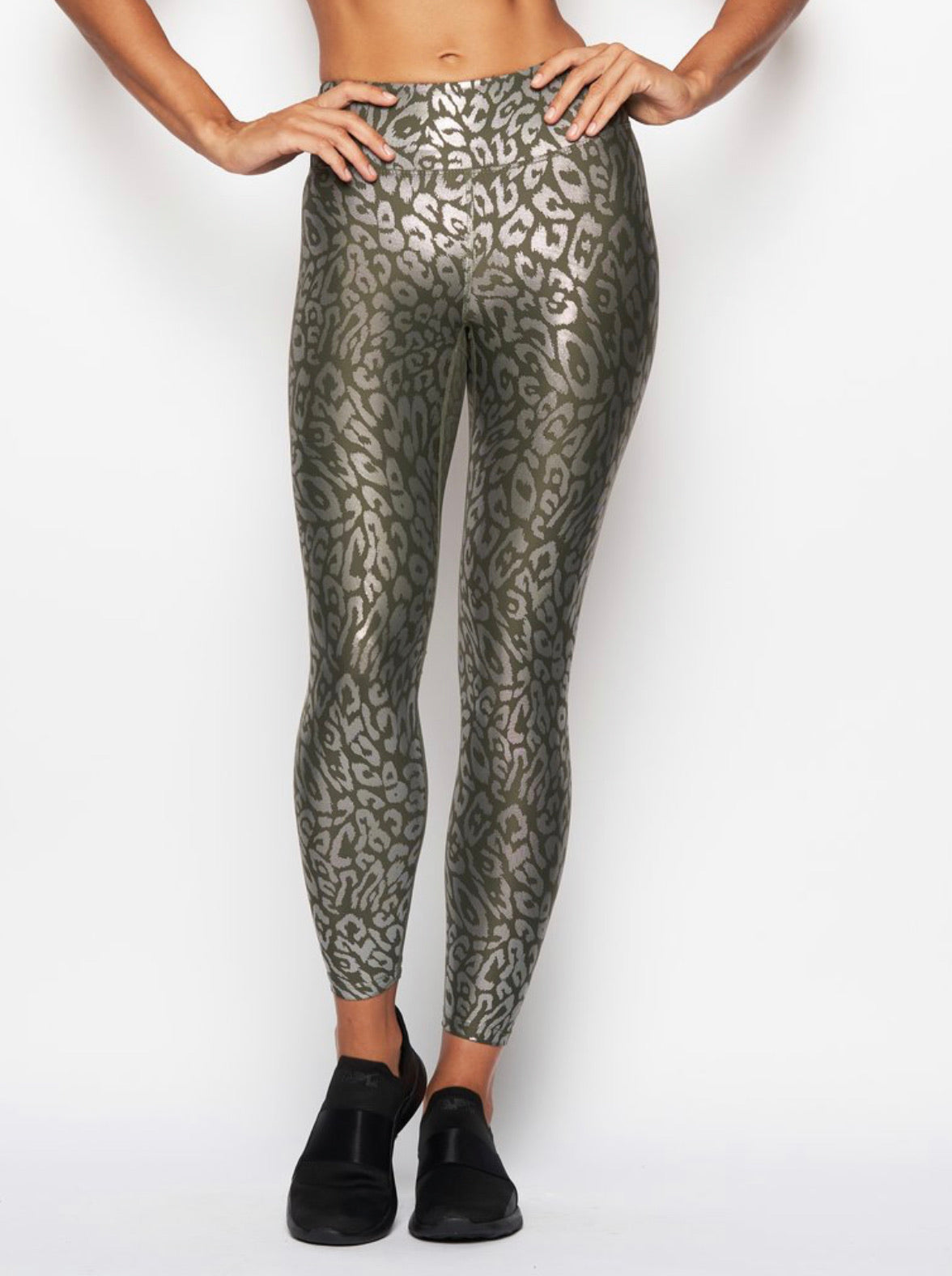 Heroine Army Cheetah Legging