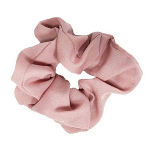 Headbands of Hope - Scrunchie - pink solid