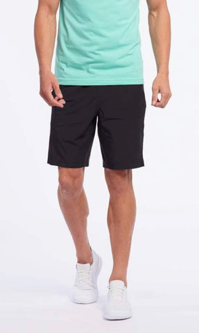 "Rhone 9"" Mako Short - Black"