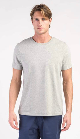 Rhone Element Tee - Heather Gray