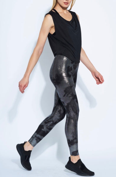Heroine Marvel Legging - Silver Clouds