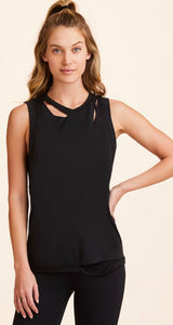 Alala Carve Top - Black