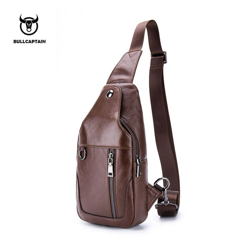 fc150691b180 Famous Brand Genuine Leather Mens Che Bags Fashion Travel Crossbody Bag Man  Small Messenger Bags For