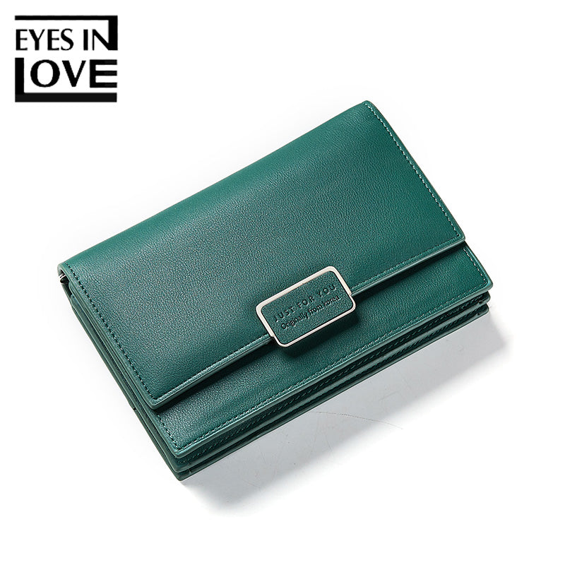 Standard Wallets Women Small Crossbody Bag Multifunction Leather Walle Female  Cell Phone Pocke Girls Coin Purse cb789a02a4c0