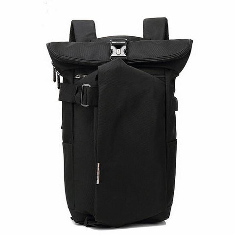 cc638baffd28 Brand 2018 New Korean Style Men s Backpacks Fashion Laptop Computer Rucksack  Scho Bags Casual Travel waterproof