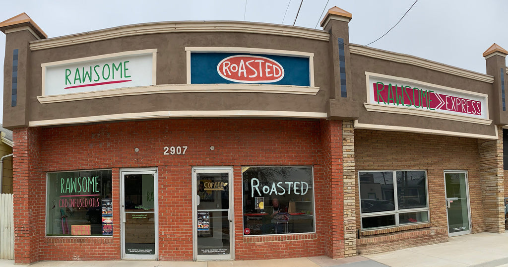 Rawsome Express opens at 2909 Race St. in Fort Worth!