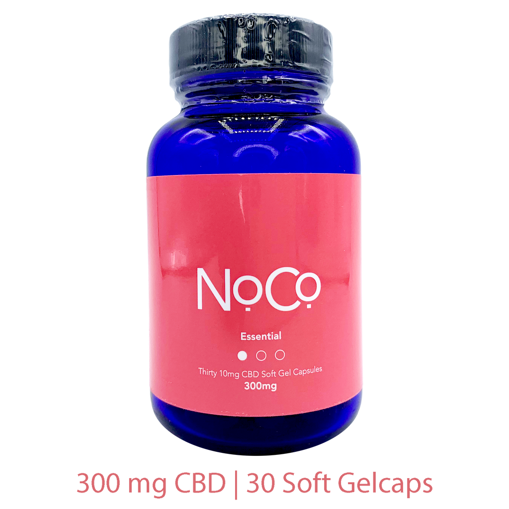 NoCo Essential Gelcaps | Thirty 10mg Soft Gelcaps