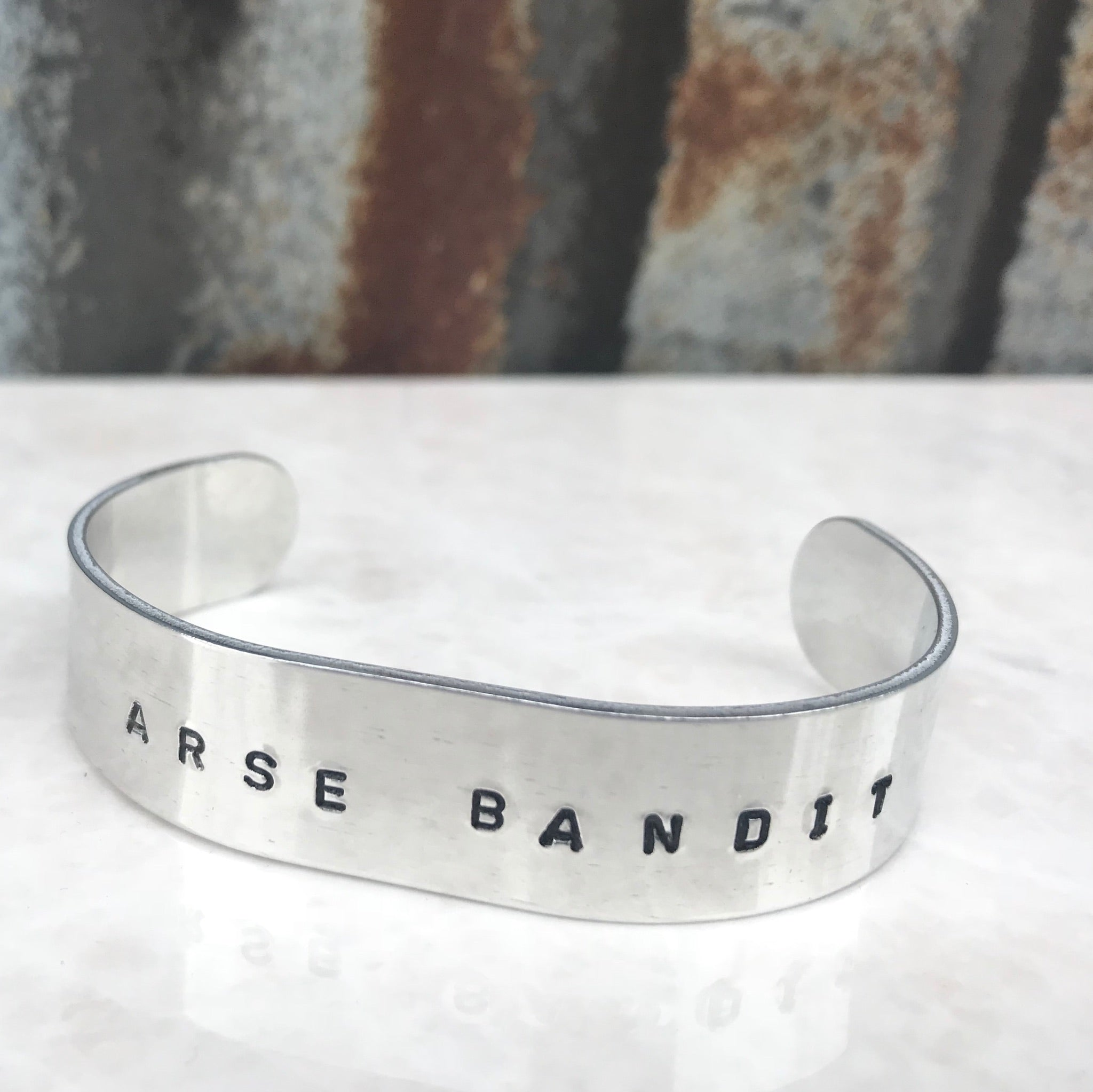 Arse Bandit Bangle