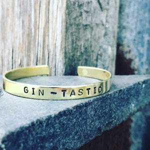 Gin-Tastic Bangle