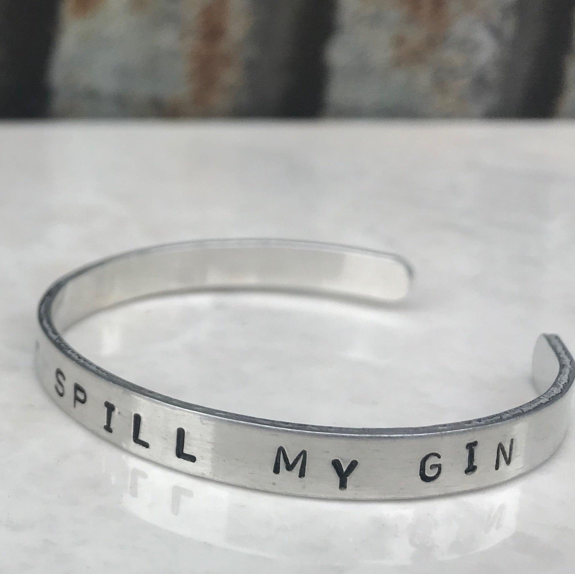 Bitch Don't Spill My Gin