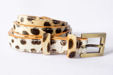 Roar Leather Belt