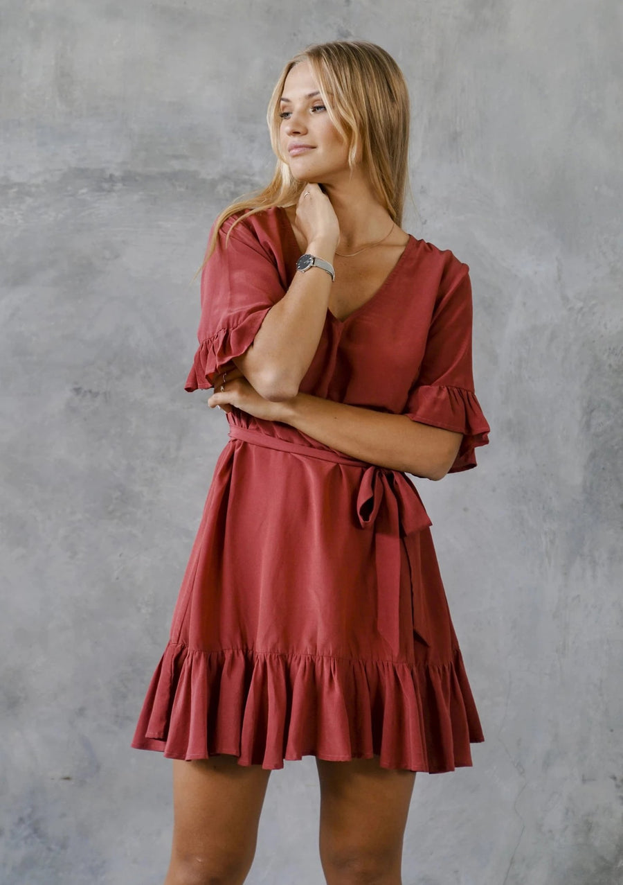 Silk High Hopes Dress