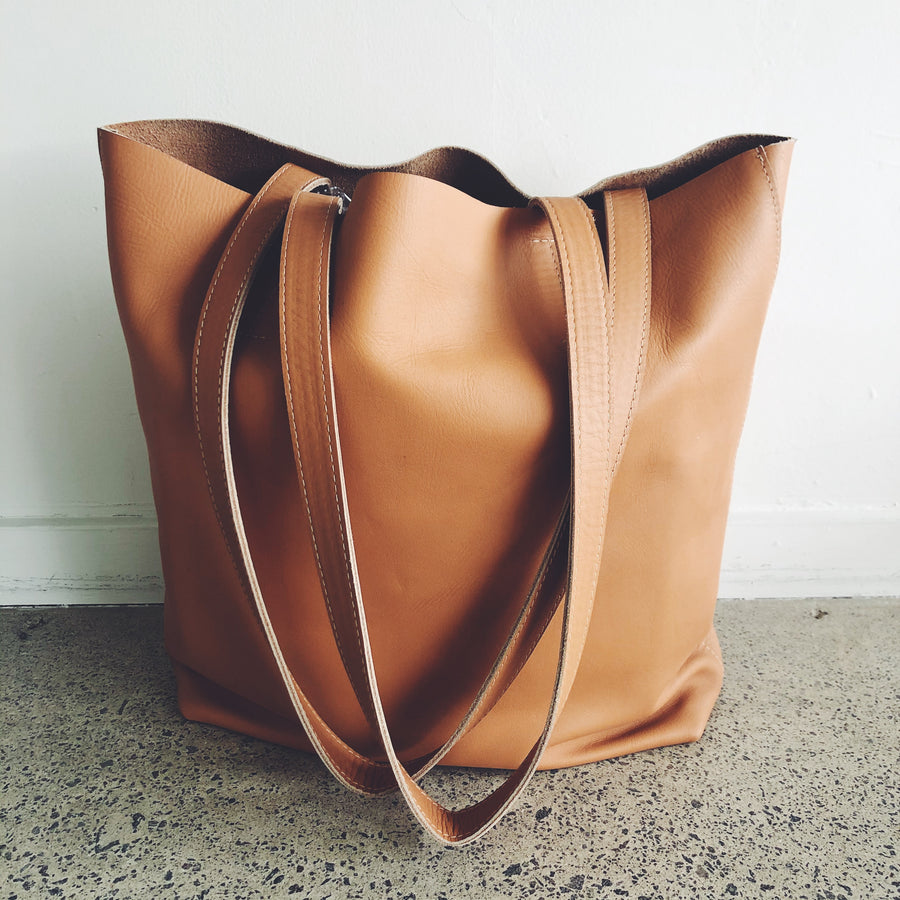 1995 Leather Bag