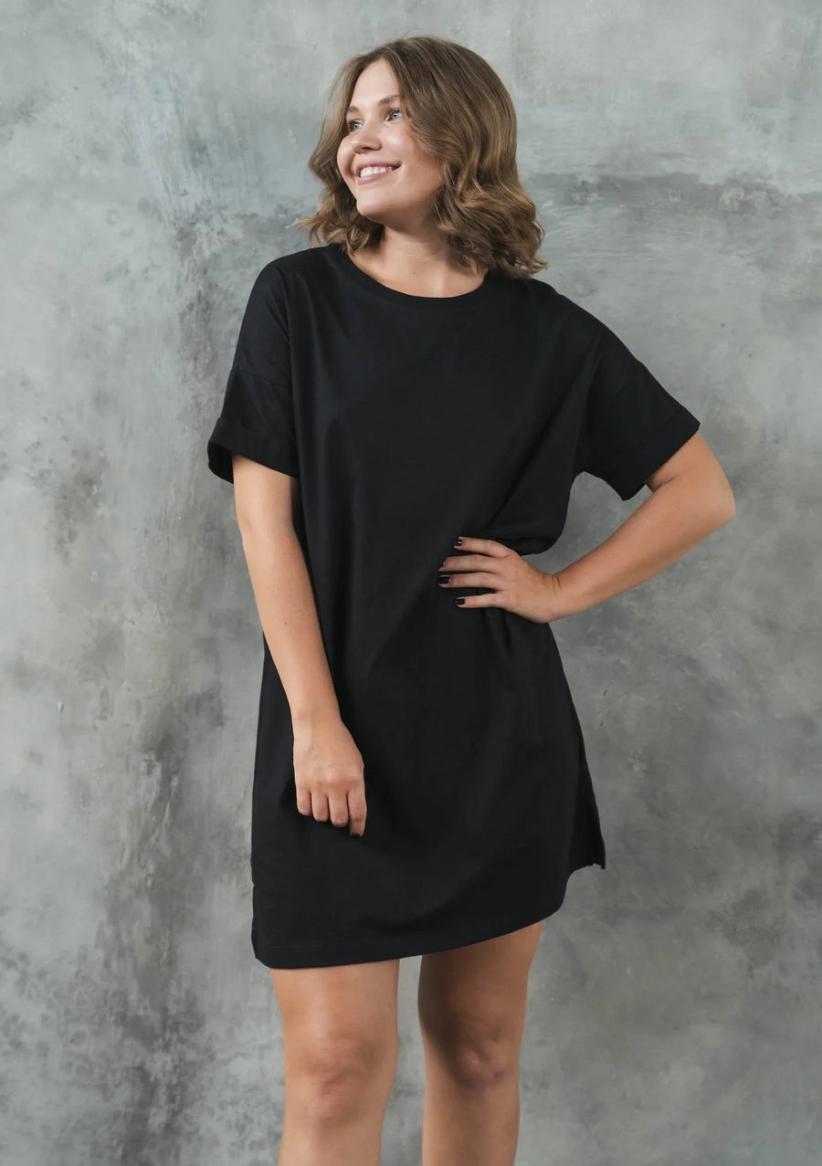 Baggy Tee Dress