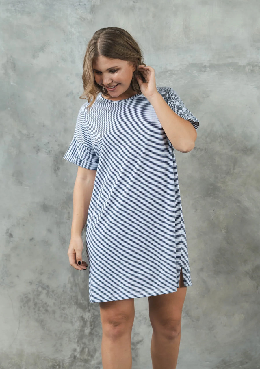 Baggy Tee Dress - PRE ORDER