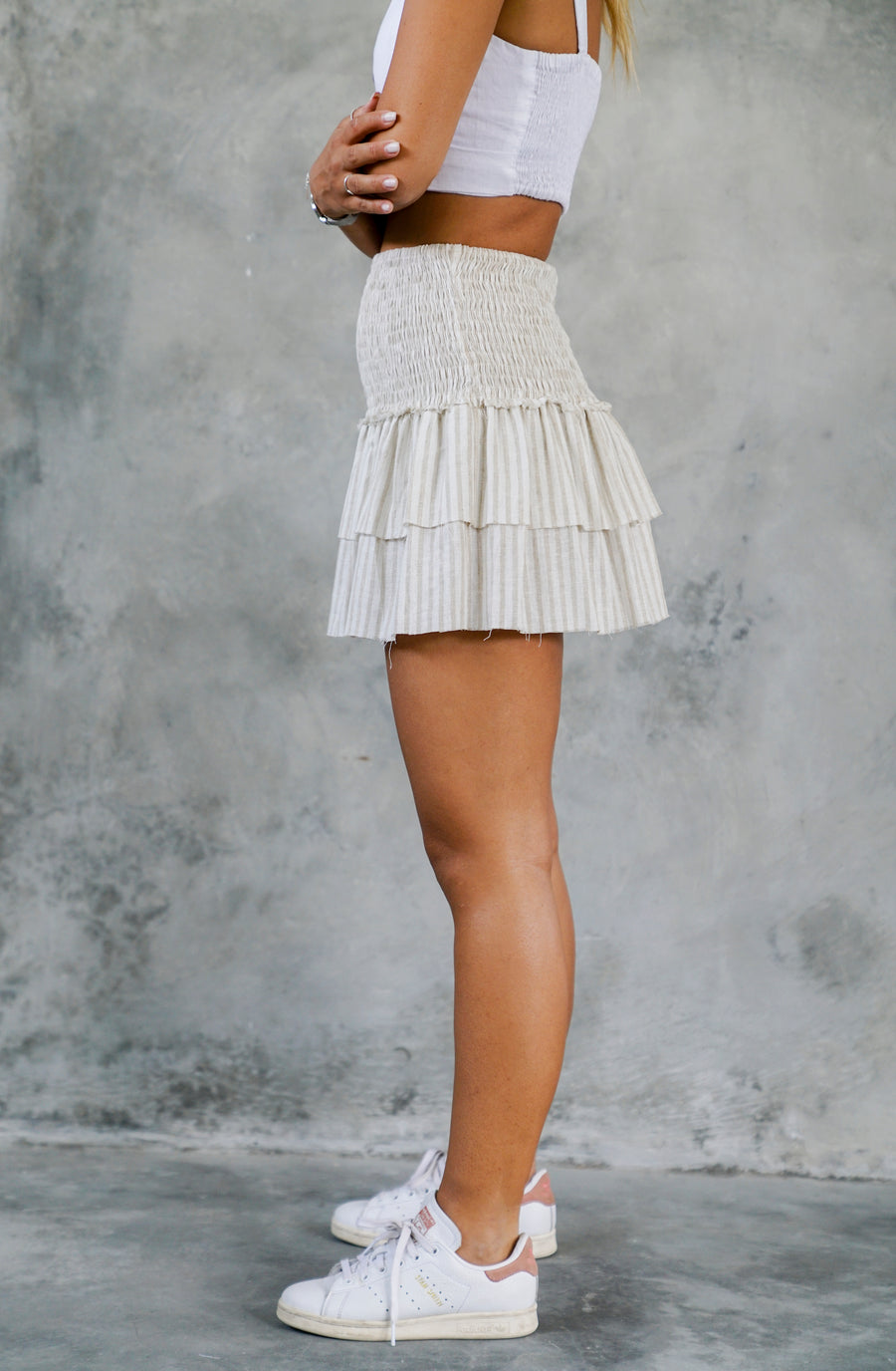 BootCamp Mini Skirt