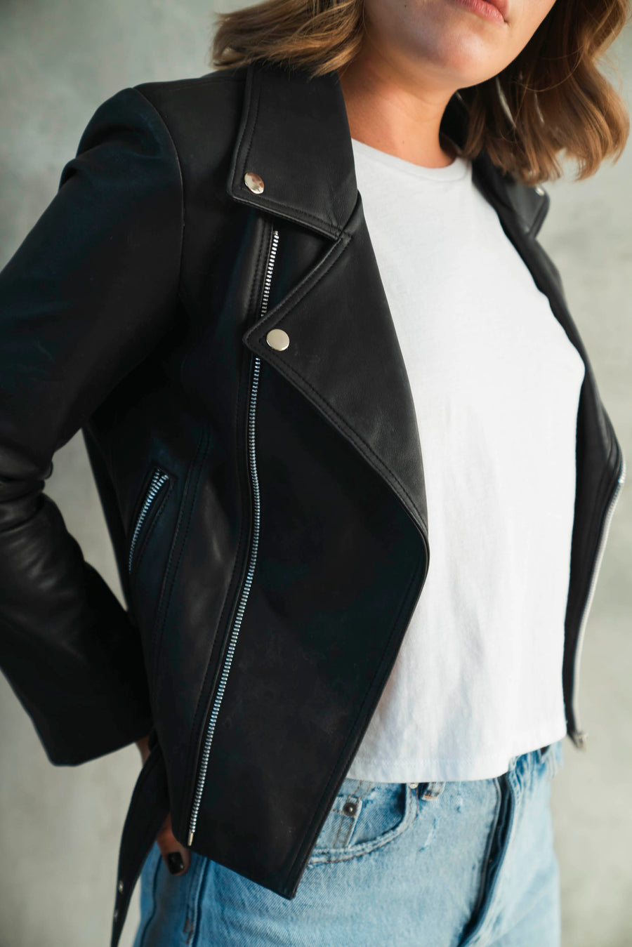 Westside Leather Jacket