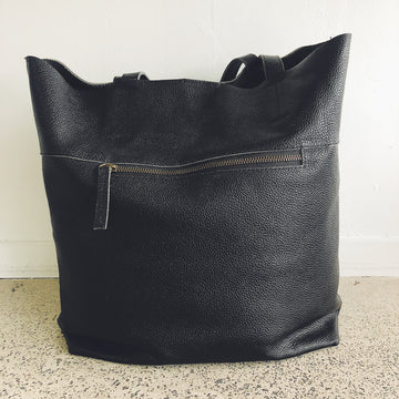 Jane Leather Bag
