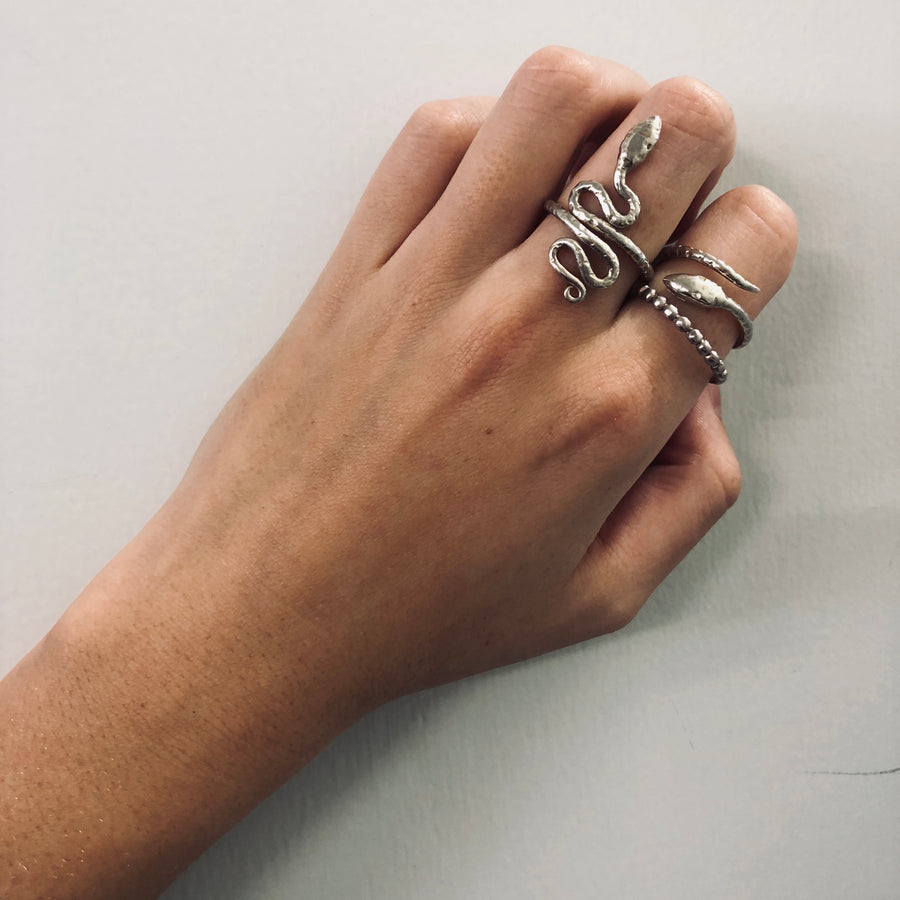 Serpent Ring Small