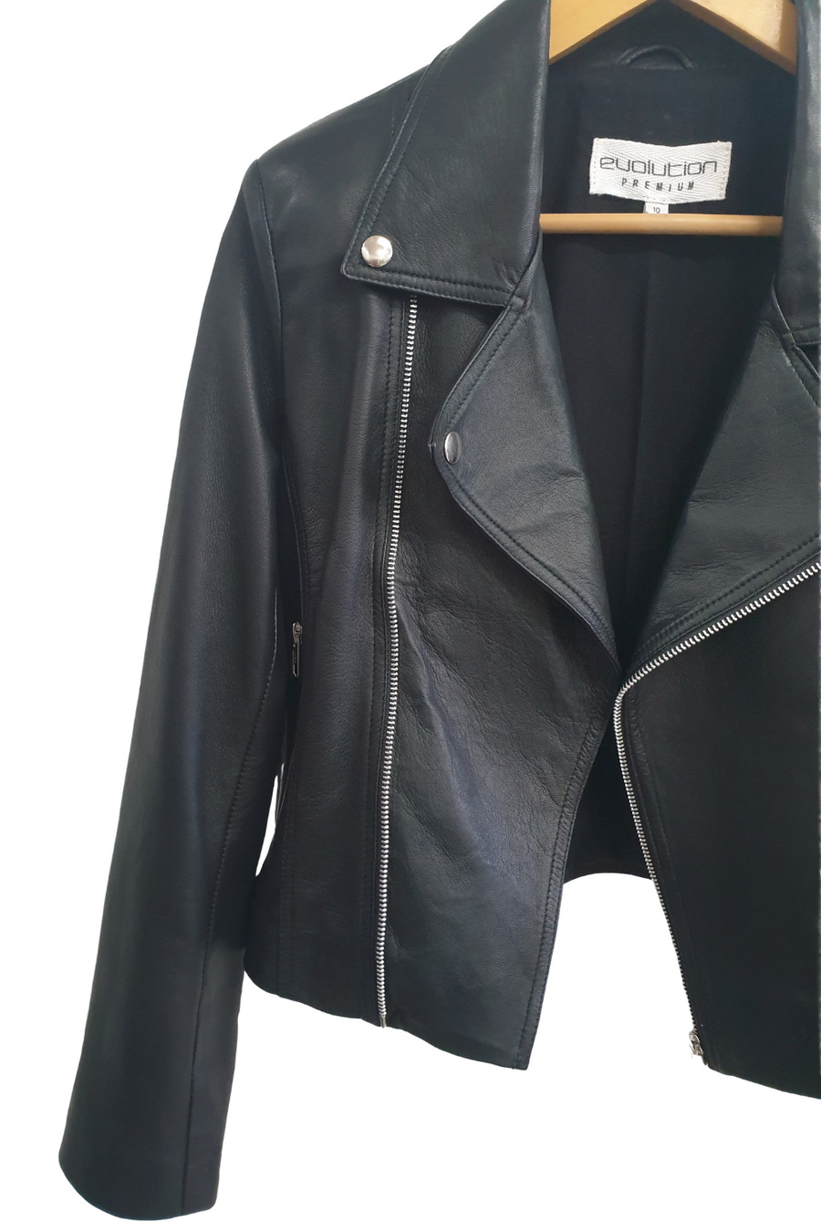 Dreams Luxe Leather Jacket