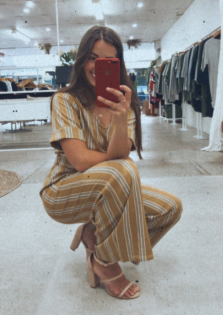 Jar of Hearts Jumpsuit