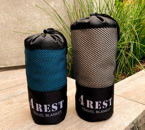 4-Rest | Travel Blanket