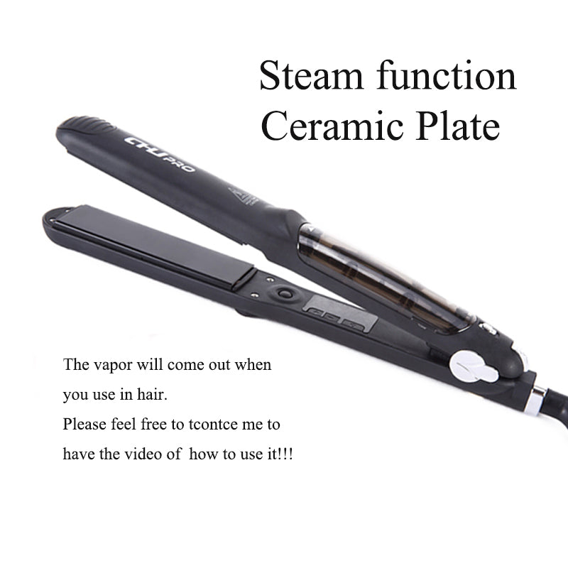Steam Hair Straightener - La Venné