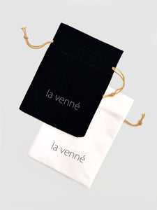 Infinity Cross Necklace - la venné - (SUB)