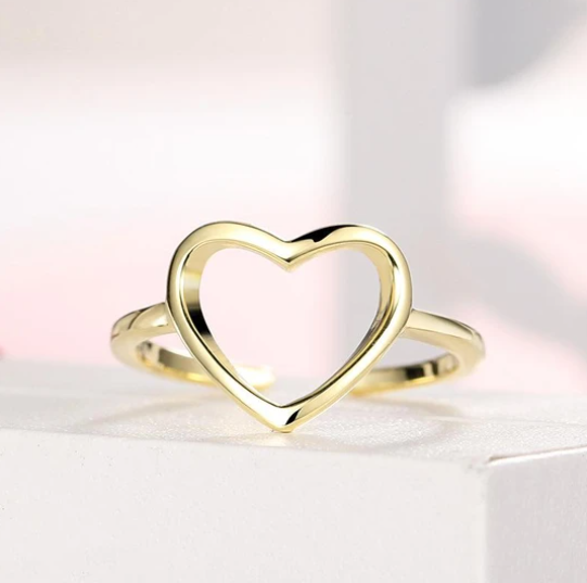 Shining Heart Ring- La venne