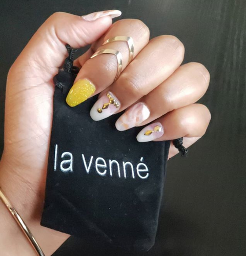Exquisite Chevron - la venné