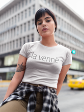 Load image into Gallery viewer, La Venne Crop Top (white)