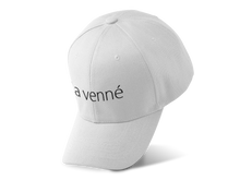 Load image into Gallery viewer, La Venne Dad Hat (white)
