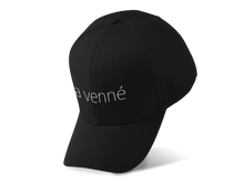 Load image into Gallery viewer, La Venne Dad Hat (black)