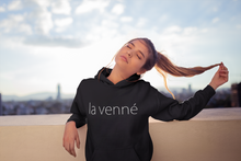 Load image into Gallery viewer, La Venne Hoodie (black)