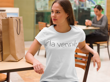 Load image into Gallery viewer, La Venne Tee (white)