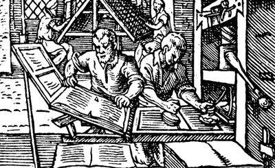 #WomeninHistory The printing widows of Elizabethan London