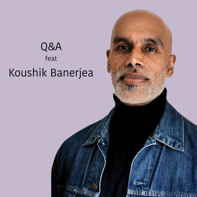 Q&A: Koushik Banerjea, author of Another Kind of Concrete