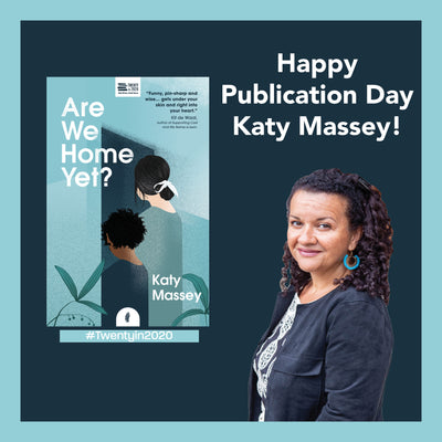 TRAILER: Katy Massey presents moving memoir ARE WE HOME YET?