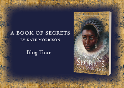 A Book of Secrets Blog Tour