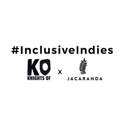 #InclusiveIndies: Jacaranda and Knights Of Launch Fund for Diversity-Led Independent Publishers